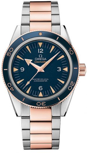 bceb929ce3a6 Omega Seamaster 300 Master Co-Axial 41Mm 233.60.41.21.03.001