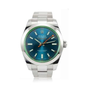 Rolex Milgauss Blue Watch 116400GV
