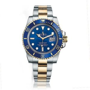 Rolex Submariner Steel And Gold Blue Dial watch 116613LB