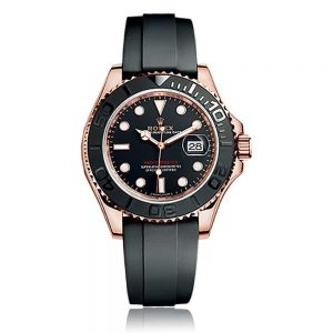 Rolex Yacht-Master 37mm Everose Gold 268655 Watch