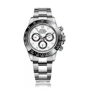 Rolex Cosmograph Daytona Steel and White Watch 116500LN