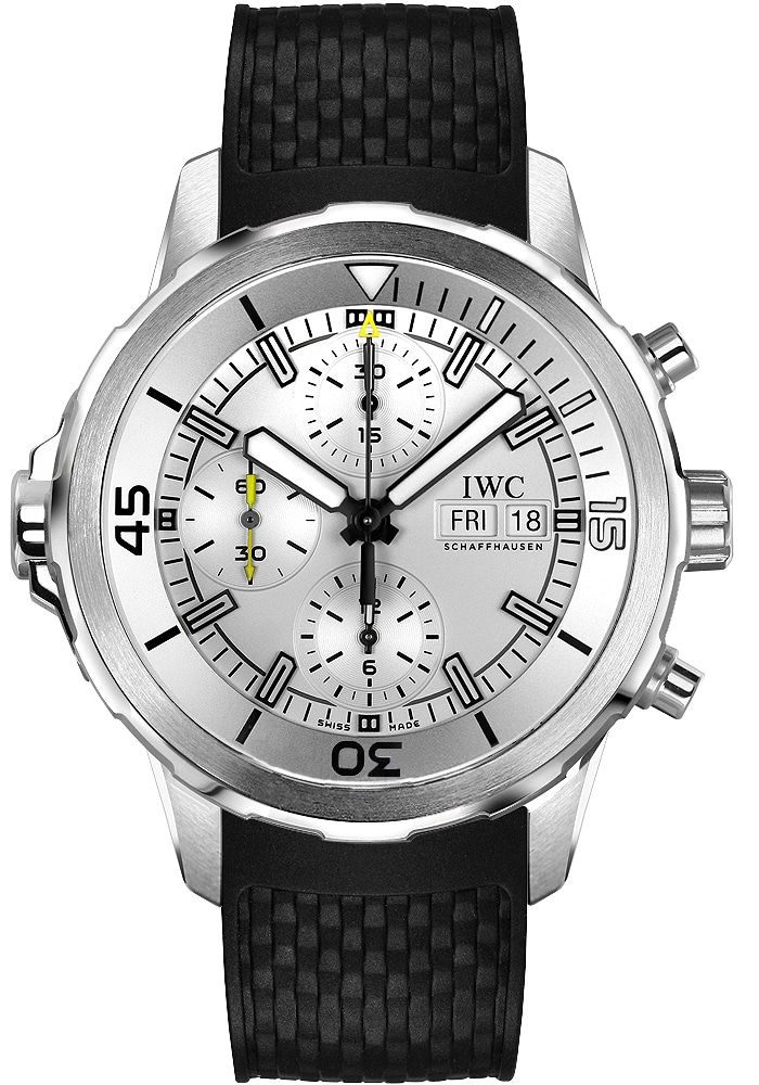 5f547f6b7aec IWC Aquatimer Automatic Chronograph 44Mm Iw376801 - Paul Granelli