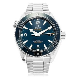 Omega Seamaster Planet Ocean 600 M Chronometer Watch