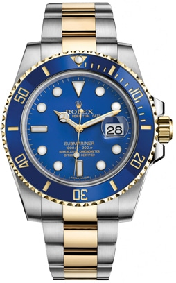 6bc90a5fa79 Rolex Oyster Perpetual Submariner Date 116613Lb